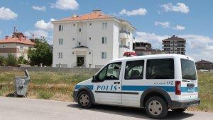 Karaman'da iki bina karantinaya alındı