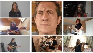Kıraç'tan Bursalı gençlerle 19 Mayıs klibi