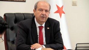 """KKTC Başbakan Tatar: """"Yapılan düzenleme Kıbrıs Türkü'nün yararınadır"""""""