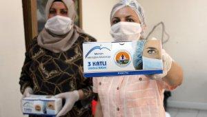 LGS'de öğrencilerin kullanacağı maskeler halk eğitimden