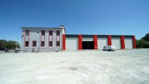 Malatya yeni itfaiye merkezi açılışa hazır