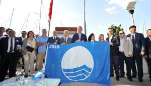 Muğla'da mavi bayrak sayısı 117'ye çıktı