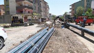 Muş'ta yeni altyapı hatları sayesinde şiddetli yağışlar hasar oluşturmadı