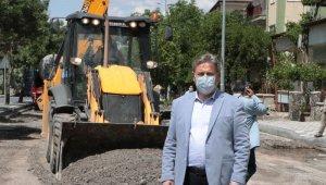 """Mustafa Palancıoğlu: """"Salgından dolayı Melikgazi'nin herhangi bir işi aksamadı, akmayacak"""""""