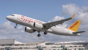 Pegasus Hava Yolları iç hatlarda yolcu uçuşlarına başlıyor