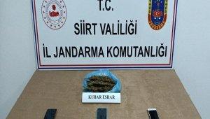 Siirt'te 9 uyuşturucu şüphelisine 28 bin 350 lira ceza