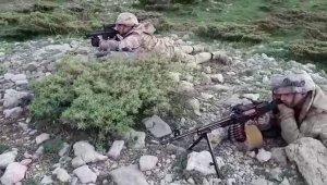 Siirt'te gri listede 300 bin TL ödülle aranan 2 terörist öldürüldü