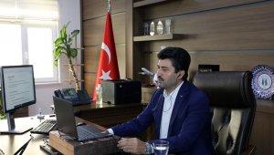 """SUBÜ Rektörü Sarıbıyık, """"Biz hep inandığımız işlerin arkasında olduk ve bundan sonra da bu şekilde devam edeceğiz"""""""