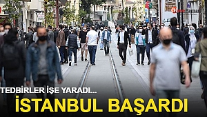 Tedbirler işe yaradı... İstanbul başardı