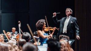 Trakya Üniversitesi Devlet Konservatuvarı öğrencileri, Türkiye Gençlik Filarmoni Orkestrası'na seçildi