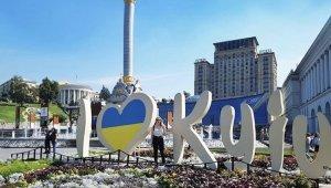 Ukrayna'da Türk turistler,