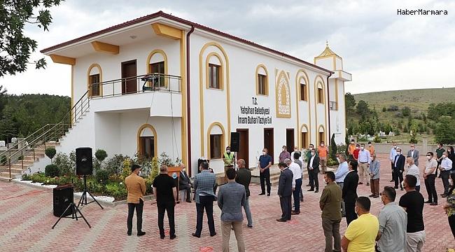Yahşihan'da taziye evinin açılışı gerçekleştirildi