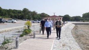 Yeniköy Plajı yenilendi