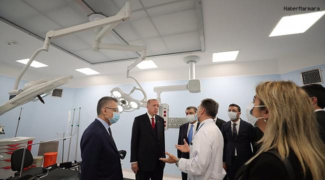 Yeşilköy Prof. Dr. Murat Dilmener Acil Durum Hastanesi açıldı