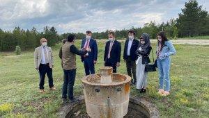 Zafertepeçalköy'de yapılması planlanan çalışmalar değerlendirildi