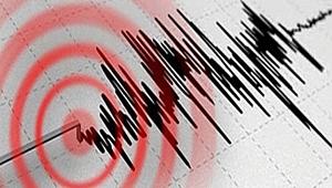 7.1 büyüklüğünde deprem