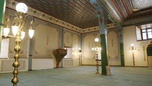 707 yıllık cami restorasyonun ardından yeniden hizmete açıldı