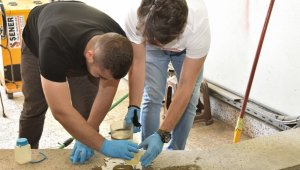 Atık sularda Korona virüs taraması yapılması için Giresun'dan numune alındı