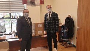 """Başkan Doğan: """"Yerli dezenfektan Borel'i kullanın"""""""