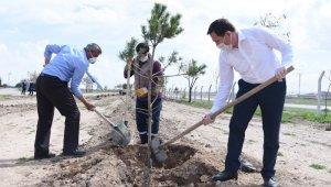 """Başkan Kılca: """"Çevreci projelerimizle Karatay'ı geleceğe taşıyoruz"""""""