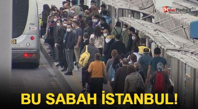 Bu sabah İstanbul! Vatandaş isyan etti