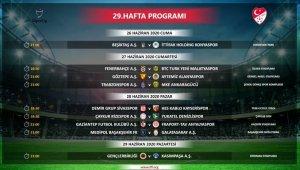 Daha önce ilan edilen Süper Lig Cemil Usta Sezonu 27, 28, 29, 30 ve 31. hafta müsabakalarının başlama saatleri değiştirildi.