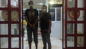Didim'de zehir tacirlerine baskın; 1 tutuklama