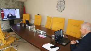 DTSO Başkanı Şahin, tarımla ilgili konuları bakana bildirdi