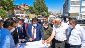 Gürkan'dan kuzey kuşak yolu müjdesi