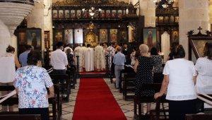 Hatay'da St. Pierre Aziz Petrus ve Pavlus Bayramı kutlandı