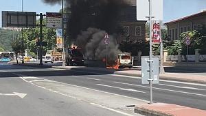 İstanbul'da korkutan anlar! Cadde kapatıldı