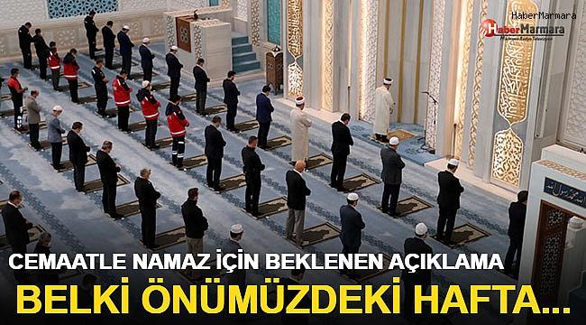 İstanbul Müftüsü: Cemaatle Namaz Belki Önümüzdeki Hafta...