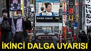 Japonya Başbakanı Abe'den ikinci dalga uyarısı!