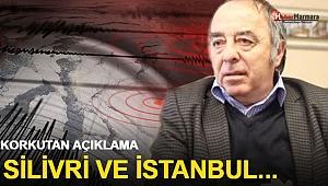 Jeofizik Uzmanı Gündoğdu'dan Korkutan Açıklama! Silivri ve istanbul...