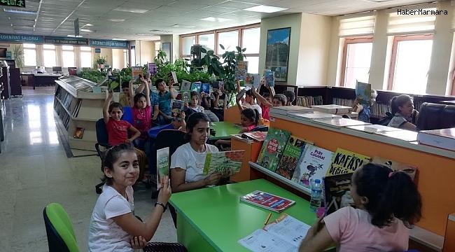 Kilis'teki Kütüphanelerin 19 bin kayıtlı üyesi var