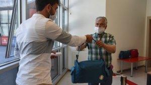 Kocasinan'da 17 bin 800 bebeğe 'Hoş Geldin Bebek' hediyesi