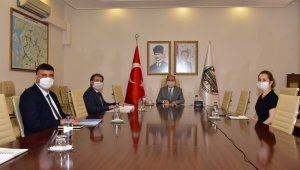 Manisa İl Pandemi Kurulu Toplantısı Vali Karadeniz başkanlığında yapıldı