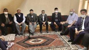 Osmanlı Ocakları üyesi Canpolat dualarla anıldı