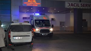 Otomobil şarampole uçtu: 1 ölü 2 yaralı
