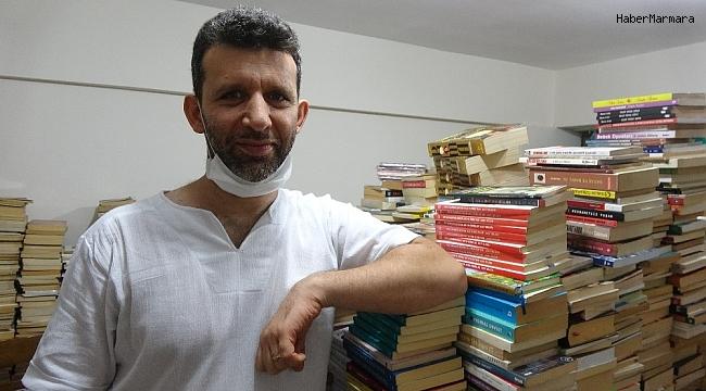 Pandemi sürecinde internetten kitap satışları yüzde 30 arttı