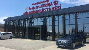 Sancaktepe Prof. Dr. Feriha Öz Acil Durum Hastanesi tedaviye başladı