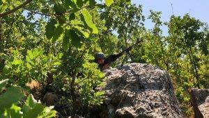 Siirt'te şehit Uzman Onbaşı Bekir Gündeş'in kanı yerde kalmadı