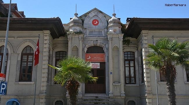 Sinop'ta 'kitap kafe' açılacak