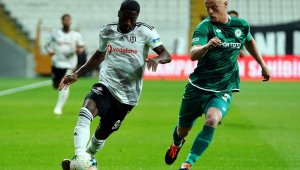Süper Lig: Beşiktaş: 0 - Konyaspor: 0