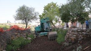 Talas'ta muhtemel tehlikeye önceden tedbir