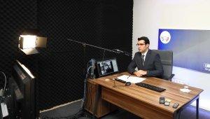 Türkiye'nin ilk doçentlik e-Sözlü Sınavı yapıldı
