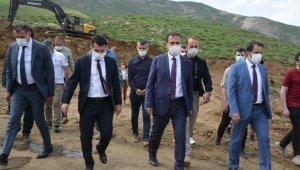 """Vali Akbıyık: """"Hakkari kış turizmi merkezi olacak"""""""