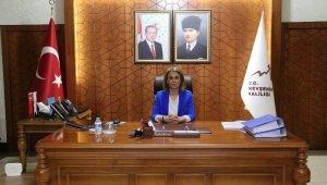 Vali Becel, maske kurallarına uyan Nevşehirlilere teşekkür etti