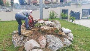 15 Temmuz Demokrasi Şehitleri Parkı'nın bakımı yapıldı