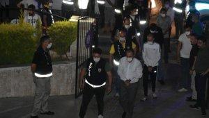 'Kartal Pençesi ''operasyonunda 10 tutuklama